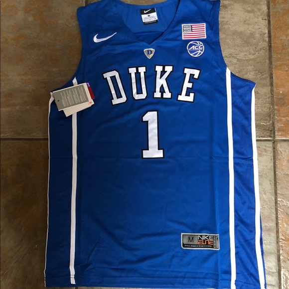 sports shoes 07355 84428 Zion Williamson NEW DUKE College Jersey Nike 🔥🔥
